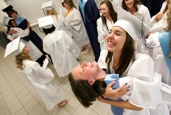 Kingsley Images - Central Catholic Graduation