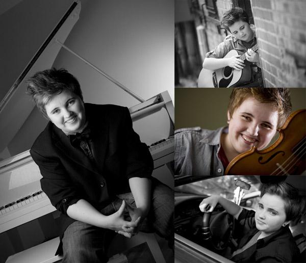 Kingsley Images Senior Portrait Becca Preisendorf