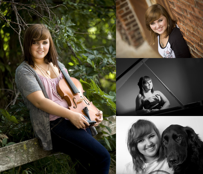 Kingsley Images Breanne Preisendorf senior portrait