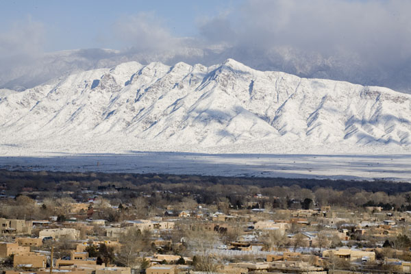 Kingsley Images — Snowy Sandia Mountain