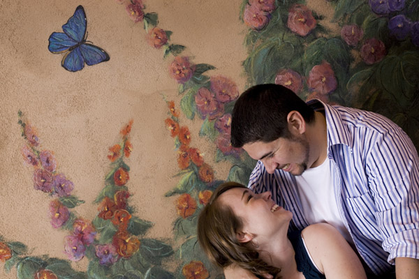Kingsley Images — Brittany & Daniel Butterfly