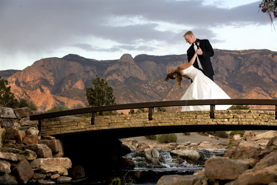Shayna and Bret Wedding at Sandia Resort and Casino, Albuquerque