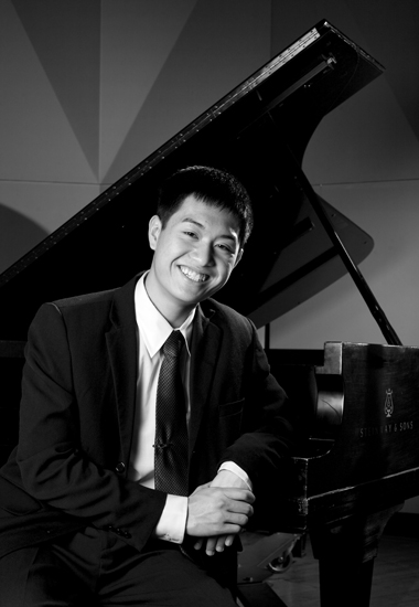 Ken Lien — 2014 Jackie McGehee Young Artists Competition Piano winner