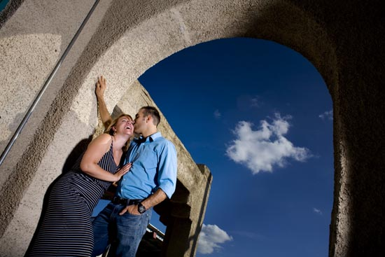 Brie & Arturo — Engagement Portraits in Santa Fe, New Mexico