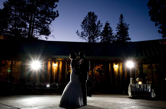 Brie & Arturo's first dance as husband and wife — Scott Kingsley/Kingsley Images