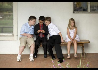 Kingsley Images - Kids at the reception