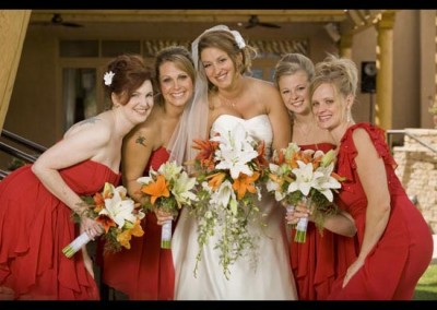 Kingsley Images - Bridal Party Portrait
