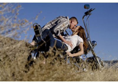 Kingsley Images - Engagement Portrait - Supper Rock, Albuquerque