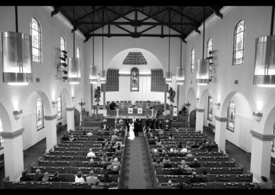 Kingsley Images - Jim and Mirriam's wedding at Central Methodist Church, Albuquerque, NM