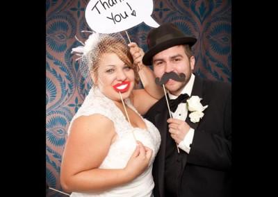 Kingsley Images - Wedding Reception Couple Portrait