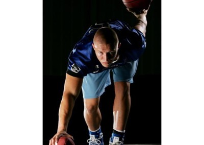 Kingsley Images - Athletic Student Portrait