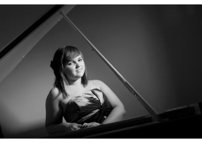 Kingsley Images - Musician Senior Portrait